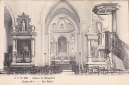 Geluwe, Gheluwe, De Kerk (pk36748) - Wervik