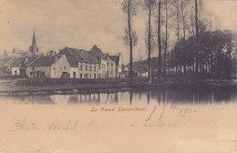 Le Vieux Saventhem (cliché J. Vercouter, Weck, 1910...adhésif Au Dos) - Zaventem