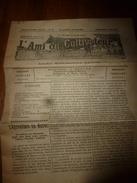 Journal Rare De 1914 L'AMI Du CULTIVATEUR :L'agriculture Au Maroc (la Culture Du Cotonnier Peut être Faite Avec Succès) - Newspapers