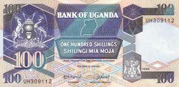 Uganda 1988, 100 Shillings (**) UNC - CF3160 - Uganda