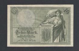 Germany, 10 Mark, 1906, P-9b, EF - 1871-1918: Deutsches Kaiserreich