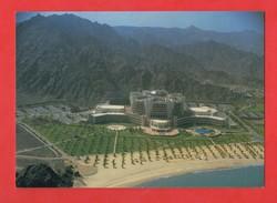 Oman Sultanate Sultanat D 'oman Hotel Al Bustan   ( Format 10,5 X 14,9 ) - Oman