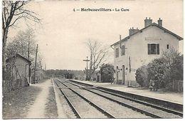 HERBEAUVILLIERS - La Gare - France