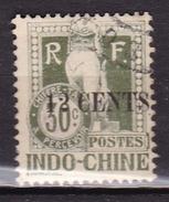 Intochine Taxe N° 24 Oblitéré - Indochine (1889-1945)