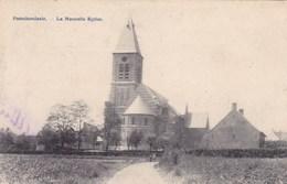 Passendale, Passchendaele La Nouvelle Eglise (pk36778) - Zonnebeke