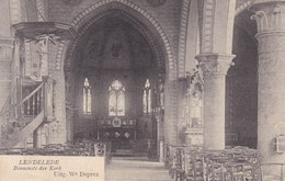 Lendelede, Binnenste Der Kerk (pk36780) - Lendelede