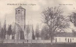 Stalhille, De Kerk (pk36790) - Jabbeke