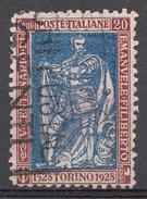 Italie 1928 Mi.Nr: 285 Geburtstag Des Herzogs Emanuel...  Oblitèré / Used / Gebruikt - 1900-44 Vittorio Emanuele III
