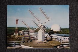 PLEUMEUR BODOU - Le Centre De Télécommunications Par Satellites - Pleumeur-Bodou