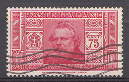 Italie 1932 Mi.Nr: 379 Nastionale Dante-Gesellschaft  Oblitèré / Used / Gebruikt - 1900-44 Vittorio Emanuele III