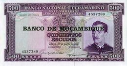 Mozambique 1976, 500 Escudos (**) UNC - CF3184 - Mozambique