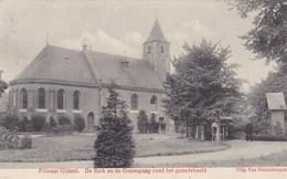 Gistel, Ghistel, Prioraat, De Kerk En De Ommegang Rond Het Genadebeeld (pk36800) - Gistel