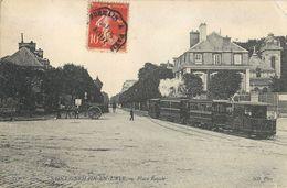SAINT-GERMAIN-EN-LAYE PLACE ROYALE 78 - St. Germain En Laye
