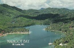 West Indies Saint Lucia Marigot Bay - Saint Lucia