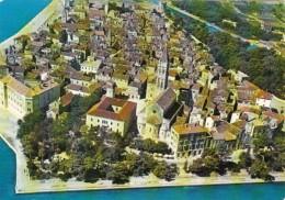 Croatia Trogir Aerial View - Croatia