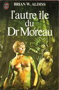 J'ai Lu 1292 - ALDISS, Brian W. - L'Autre Ile Du Dr Moreau (1982, TBE+) - J'ai Lu