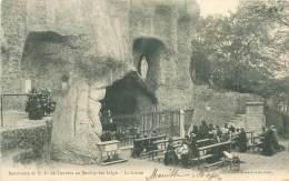 BOUHAY-lez-LIEGE - Sanctuaire De N.-D. De Lourdes - La Grotte. - Belgique