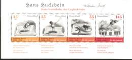 Bund Block 71 Wilhelm Busch Hans Huckebein MNH ** Postfrisch - [7] West-Duitsland