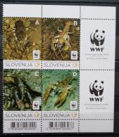 Slovenia, 2011, Mi: 904/07 (MNH) - Slovenia