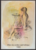 Huguette SAINSON - Prix Du Livre Cartophile 1980 - Etat Neuf - Autres Illustrateurs