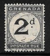 Grenada Scott # J13 Used Postage Due, 1921 - Grenada (...-1974)