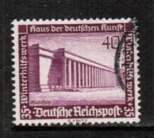 GERMANY  Scott # B 101 VF USED - Germany