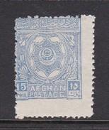 Afghanistan SG 209 1929 15p Blue MNH - Afghanistan