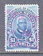 HAWAII  REVENUE  11  (o) - Hawaii