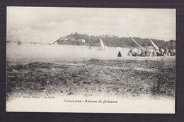 CPA 83 - CAVALAIRE - Bateaux De Plaisance - TB PLAN ANIMATION Au Bord De L'eau - Cavalaire-sur-Mer