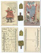 WW1, Lot 4 JOURNEES Patriotiques: ORPHELINAT DES ARMEES, Lalique - Francia