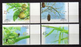 Angola 2004 Southern African Development Community - Plants.Mi - 1724/27.MNH - Angola