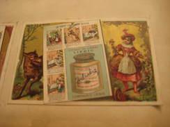 Album 101 -  Trade Cards Complete Sets Liebig, Peek And Freen, Bouillon Morris, Huntley & Palmers - Litho Chromos C1890 - Liebig