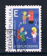 Tschechische Rep. 2015 Einzelmarke Gestempelt - Czech Republic