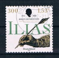 BRD/Bund 2002 Mi.Nr. 2251 Gestempelt - [7] Federal Republic