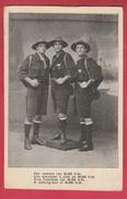Scoutisme - A Walking-tour  / Une Excursion à Pied / Een Voetreis Van 46.000 Km  ( Voir Verso ) - Scoutisme