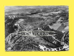 CPSM Le Viaduc De GARABIT Construit Par EIFFEL En 1885 ( Vue Avion ) - Ponts