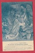 Quaregnon-Lourdes - La Grotte ... 1er Mystère Douloureux : Agonie De Jésus  1911 ( Voir Verso ) - Quaregnon
