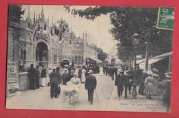 31 TOULOUSE - Exposition 1908 : Venise Et L' Allée St Etienne - Toulouse