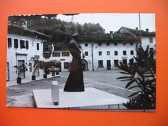 KOBARID.Spomenik S.Gregorcica - Slovenia
