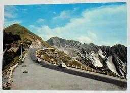 MASSA CARRARA - Carrara - Monte Sagra - Auto VW Maggiolino - Carrara