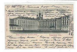 TSARSKOÏE - SELO Palais Impérial Par Rastrelli ( 1744 )   ( Défaut ) - Russia