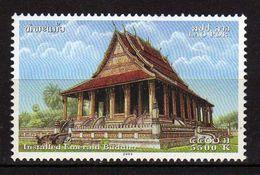 Laos 2004 Temple Of The Emerald Buddha. MNH - Laos