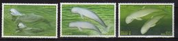 Laos 2004 Endangered Species - Irrawaddy Dolphins. Marine Life. MNH - Laos