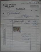 Asse 1958 Bières D'Asse - Ginder Ale - 1950 - ...