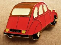 Pin's 2 Cv - Citroën