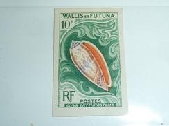 WALLIS ET FUTUNA N°166 NON DENTELE - NEUF SANS CHARNIERE (C.V) - Wallis-Et-Futuna