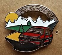 Pin's Peugeot 106 - Peugeot