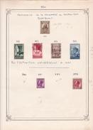 Belgique - Collection Vendue Page Par Page - Timbres Neufs */ Oblitérés - B/TB - Belgique