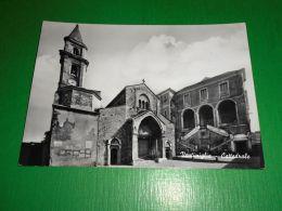 Cartolina Ventimiglia - Cattedrale 1960 Ca - Imperia