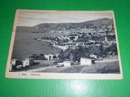 Cartolina San Remo - Panorama 1940 Ca - Imperia